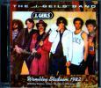 J Geils Band J・ガイルズ・バンド/Wembley Stadium 1982