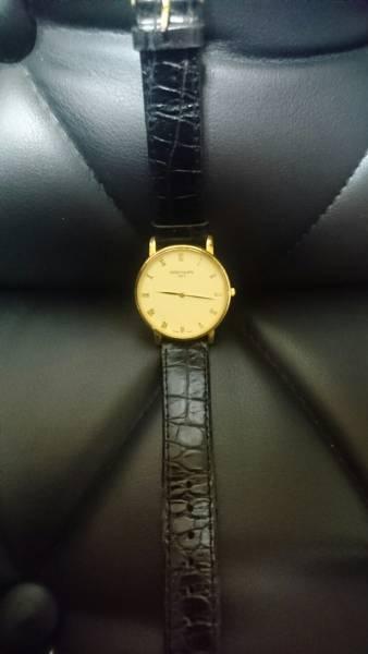 腕時計 パティックフィリップ patek philippe ジャンク品?