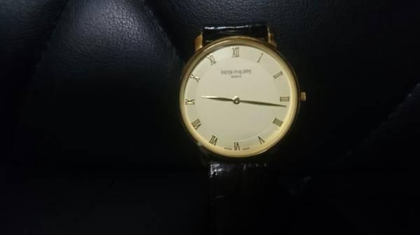 腕時計 パティックフィリップ patek philippe ジャンク品?_画像2