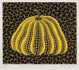草間彌生 A PUMPKIN YB-D ◆ かぼちゃ シルクスクリーン ed.120