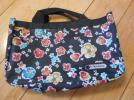 レスポートサック バッグインバッグ ノルマンディ 花柄 MORE付録 2012年12月号 未使用