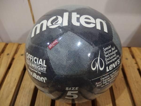 501 限定2002 日韓W杯 Levis リーバイス デニム サッカーボール!