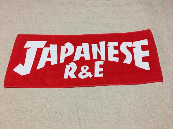 怒髪天タオル3枚セット☆JAPANESE R&Eタオル☆怒髪天
