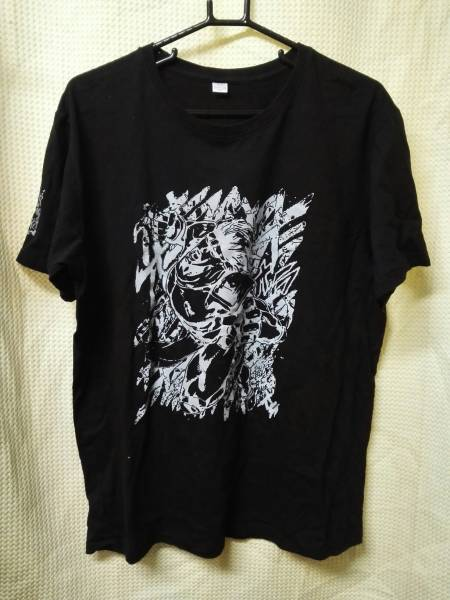 04 Tシャツ ジョジョの奇妙な冒険 XL