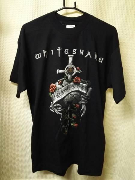 04 バンドTシャツ ホワイトスネイク L 1997ツアー ヴィンテージ