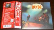 紙ジャケ■AC/DC★LET THERE BE ROCKロック魂