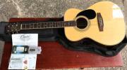 概ね美品 Cooder by TAKAMINE CF-1N TCP-450 エレアコギター ソフトケース KORGチューナー付き