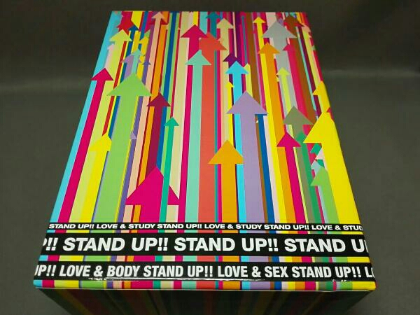 Stand UP!! DVD-BOX 二宮和也 山下智久 成宮寛貴 小栗旬 鈴木杏 グッズの画像