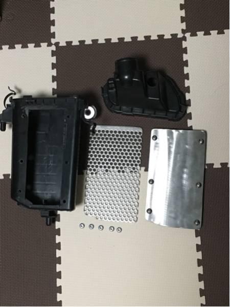 コペン L880K エアクリーナー BOX 加工品_画像2