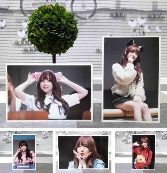 Lovelyz★ケイ★韓国音楽★2017.2月★2nd Album-WOW! Fansign会 5個所★FC生写真30枚