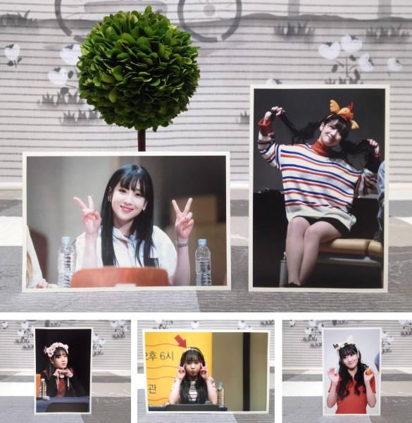 Lovelyz★ジエ★韓国音楽★2017.2月★2nd Album-WOW! Fansign会 5個所★FC生写真45枚