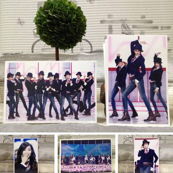少女時代★All member★2014 Mr.Mr. カムバック舞台 M-Count★FC生写真25枚
