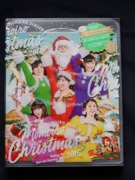 ももクロ ももいろクリスマス2016 ~真夏のサンサンサマータイム~  Blu-rayBOX 初回限定版 ライブグッズの画像