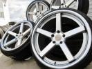 レクサスLS・BMW★STANCE深リムコンケイブ!!PCD120★LS460/LS600/5シリーズ/7シリーズ/6シリーズ★チューナーサイズ