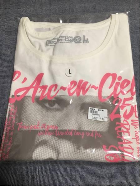 L'Arc~en~Ciel 25th 東京ドーム 限定Tシャツ Lサイズ ラルク VAMPS