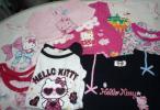 ♪ハローキティ♪半袖Tシャツ 8枚セット♪120