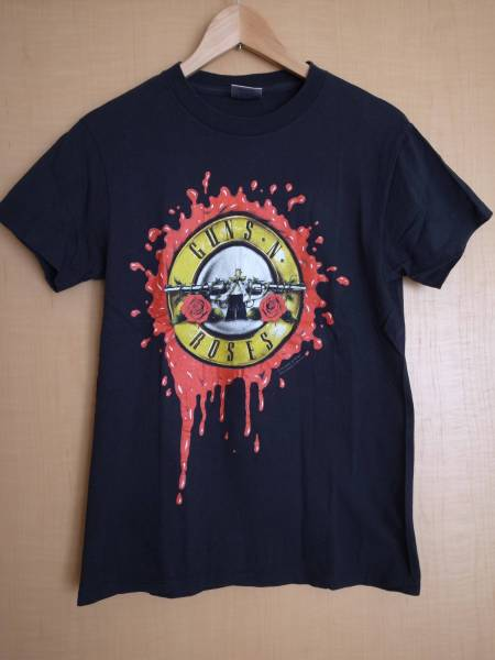 1991年製 ガンズ アンド ローゼス Tシャツ 美品 M GUNS N' ROSES VINTAGE ビンテージ BRO