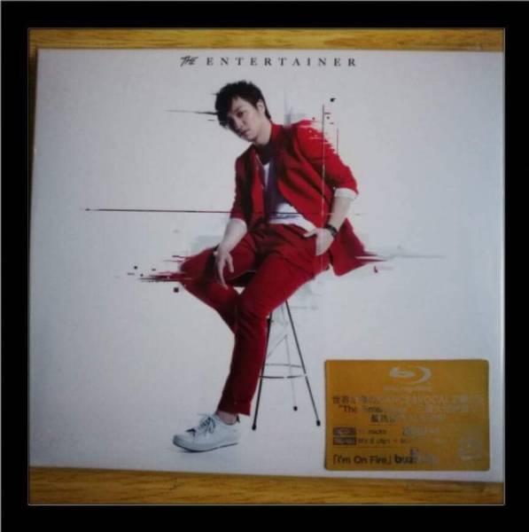 三浦大知 DAICHI MIURA ★The Entertainer CD + Blu-ray 2枚組 レア  コレクター 限定