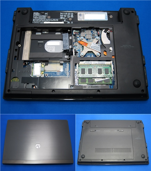 HP ProBook 5220m Core i3 Windows7 ノートパソコン  ◆70_画像2