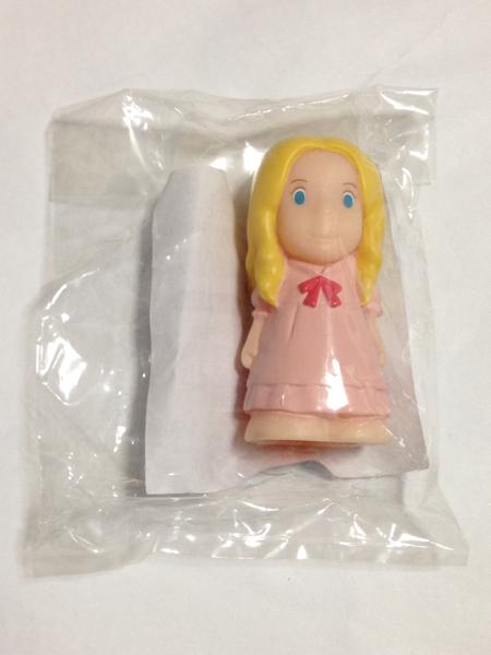 非売品 思い出のマーニー 購入特典 / 指人形 (未開封) ジブリ グッズの画像