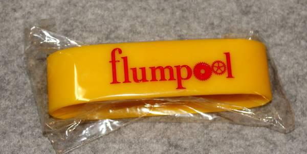 flumpool/フランプール [強く儚く] 5th Anniversary メモリアルシリコンバンド タワレコ特典