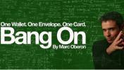 【絶版商品】完全フリーチョイスのカードが財布の中の封筒の中から出てくる!「Bang On 2.0」送料無料
