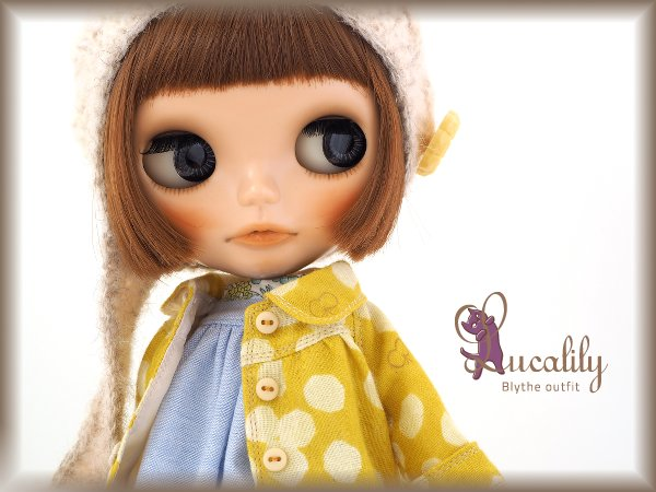** Blythe outfit ** Lucalily 526 **