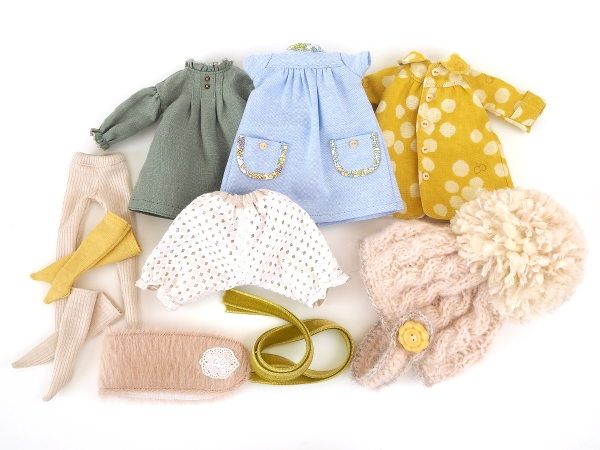 ** Blythe outfit ** Lucalily 526 **_画像2