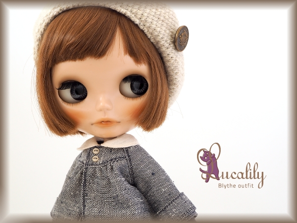 ** Blythe outfit ** Lucalily 528 **
