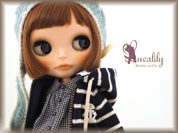 ** Blythe outfit ** Lucalily 529 **