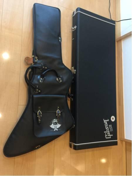 Gibson Explorer エクスローラー EMG搭載 工房にてリペア済
