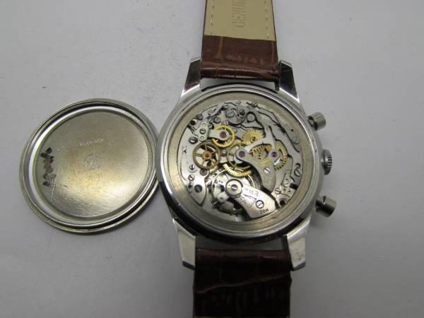 ユリスナルダン (ULYSSE NARDIN) クロノグラフ腕時計  170999_画像3