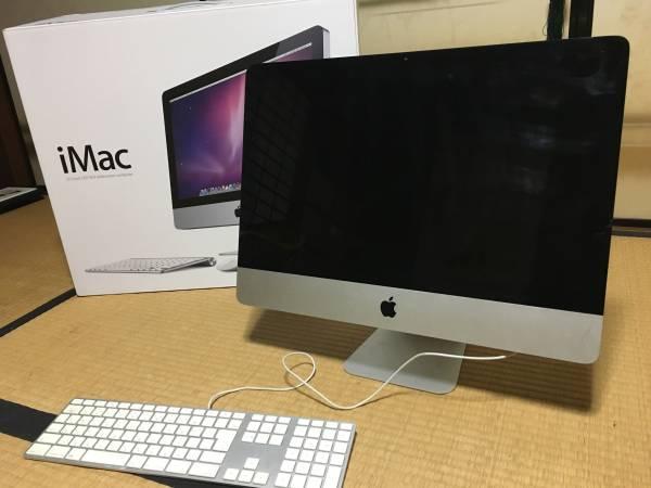 iMac 21.5, 2.5GHz, 16GB/512 GB, モデル A1311 (Mid 2011)