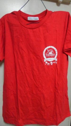 さだまさし 40th anniversary さだまつり 半袖Tシャツ