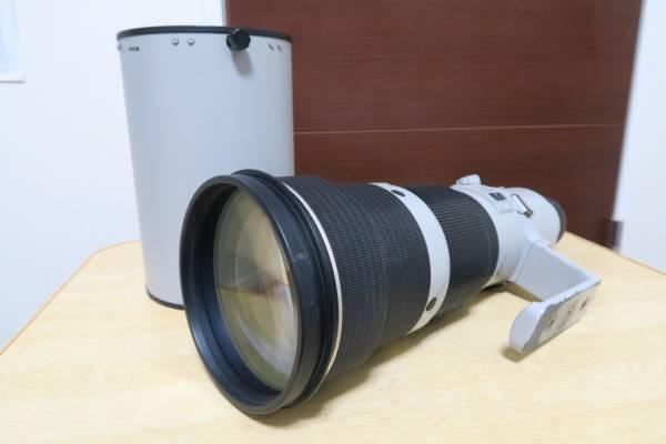 AF-S NIKKOR 500mm 1:4 DⅡ ED