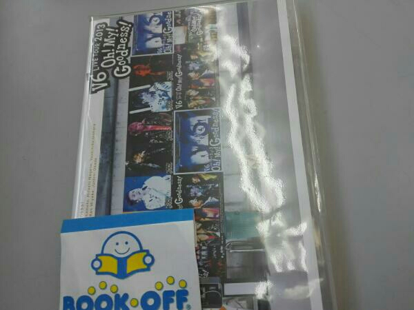 V6 live tour 2013 Oh! My! Goodness! コンサートグッズの画像