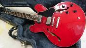 Gibson ES-335 Reissue 2002年式 プレイコンディション良好!