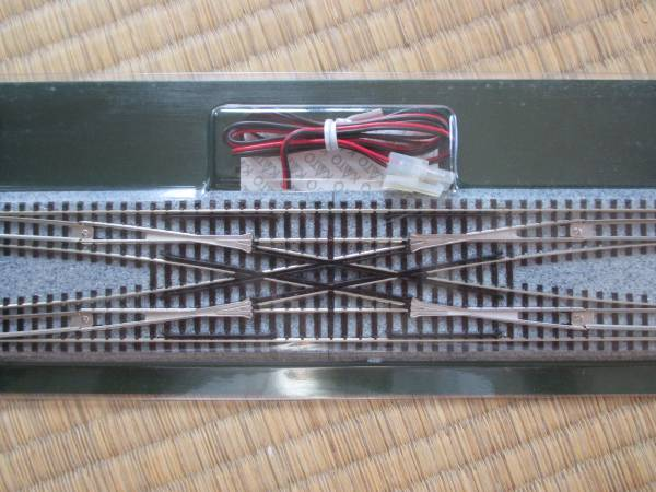 KATO カトー 20-210 複線両渡りポイント (ダブルクロス)_画像2
