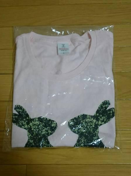 DaizyStripperグッズ/僕らの帰る場所/未使用/ライブT-シャツ・ピンク色/