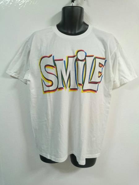 THE BEACH BOYS ザ・ビーチボーイズ オフィシャル SMILE Tシャツ Lサイズ Capitol Records ロック ROCK