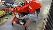 畦塗機畦塗り機あぜぬり機ARK751Mクボタ美品トラクターパーツ