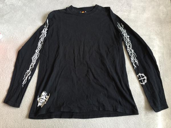 新日本プロレス ロングTシャツ グッズの画像