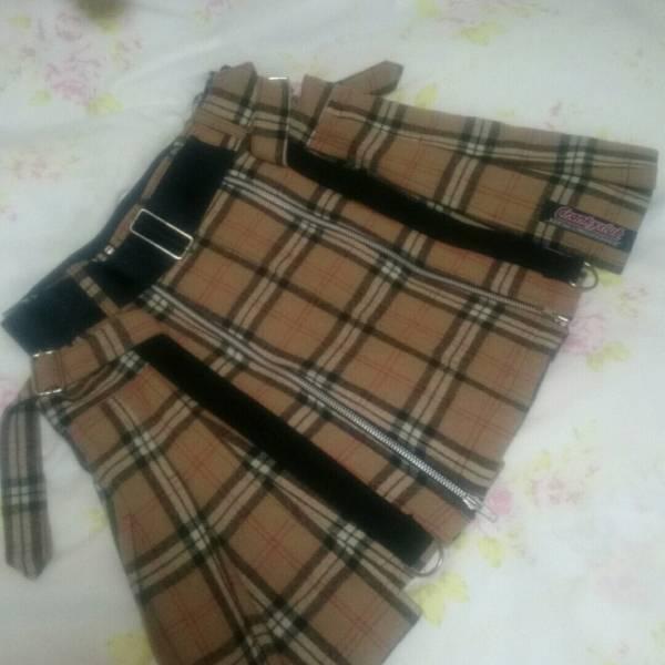 ラルクアンシエル L'Arc~en~Ciel tetsuプロデュースのスカート 新品未使用