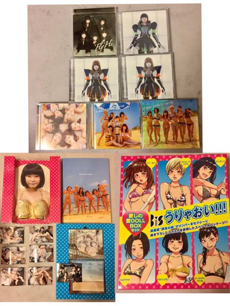 BiS CD/DVD/アルバム/生写真/IDOL Tシャツ セット 限定品あり!