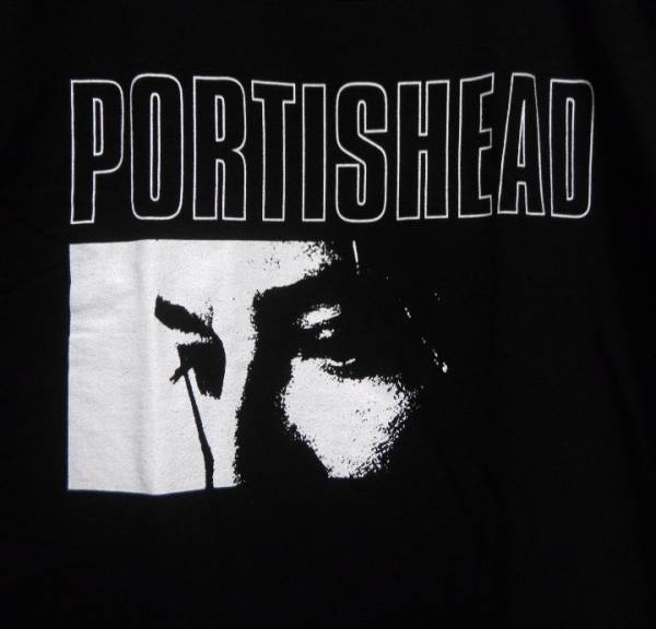 PORTISHEAD Tシャツ massive attack radiohead bjork sigur ros mogwai pj harvey my bloody valentine nirvana aphex twin rapeman tricky