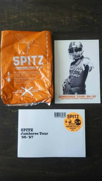 スピッツ spitz JAMBOREE TOUR96'-97' ツアー写真集・ポストカード ライブグッズの画像