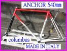 ANCHOR/アンカー 540㎜ columbus NIOBIUM STEEL ALLOY MADE IN ITALY ブリヂストン BRIDGESTONE