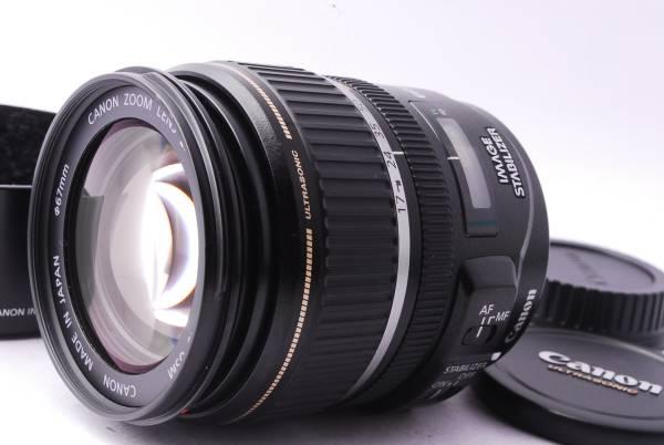 ★銘玉マクロ★CANON EF-S 17-85mm F4-5.6 IS USM #171
