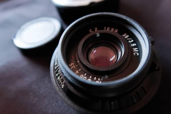 特注 カスタム ライカL M Minitar-1 32mm | 個体数希少 オールドレンズ
