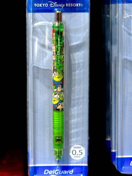 新商品☆ディズニーリゾート限定 トイストーリー 総柄 シャープペンシル ディズニーグッズの画像